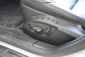 进口沃尔沃V40 主驾座椅调节