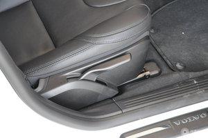 进口沃尔沃V40 副驾座椅调节