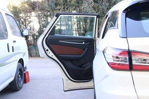 中华V6 左后车门