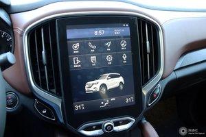 中华V6 中央显示屏