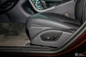 沃尔沃S60L 主驾座椅调节