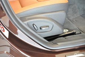沃尔沃S60L 副驾座椅调节