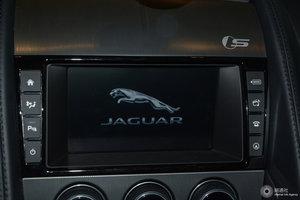 进口捷豹F-Type 中央显示屏