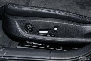 进口奥迪RS 6 主驾座椅调节