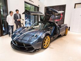 帕加尼限量超跑全球仅5台 售500万欧/已售罄