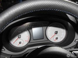 进口奥迪RS Q3 仪表盘