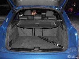 进口奥迪RS Q3 行李舱空间