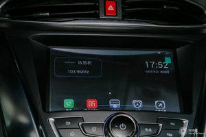 比亚迪S7 中央显示屏