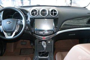 比亚迪S7 中控台