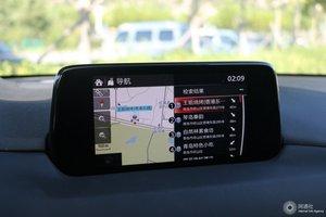 马自达CX-5 中央显示屏