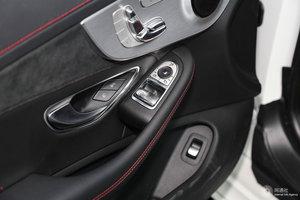 进口奔驰C级AMG 左前车窗控制