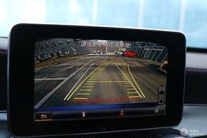 进口奔驰C级AMG 倒车影像