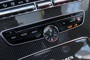 进口奔驰C级AMG 音响调节