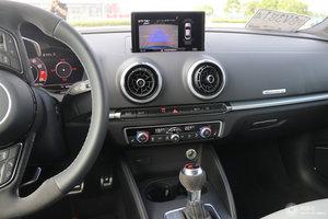 进口奥迪RS 3 中控台