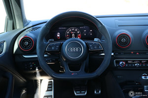进口奥迪RS 3 方向盘