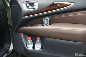 英菲尼迪QX60 右前车门储物空间
