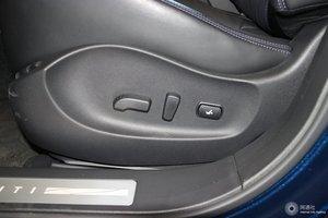 进口英菲尼迪QX70 主驾座椅调节