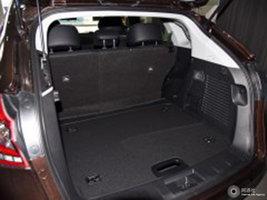 优6 SUV 内饰(座椅空间)