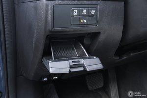 马自达阿特兹 驾驶席左侧下方储物格
