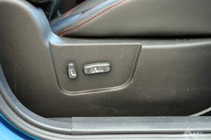 海马S5 副驾座椅调节