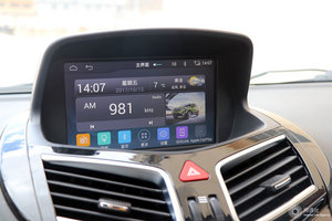 海马S5 中央显示屏