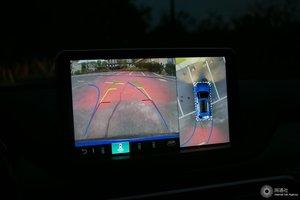 海马S5 倒车影像