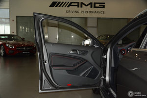 进口奔驰GLA级AMG 左前车门
