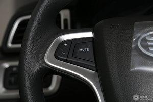 骏派D60 多功能方向盘键左侧