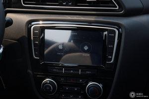 一汽骏派D60 中央显示屏