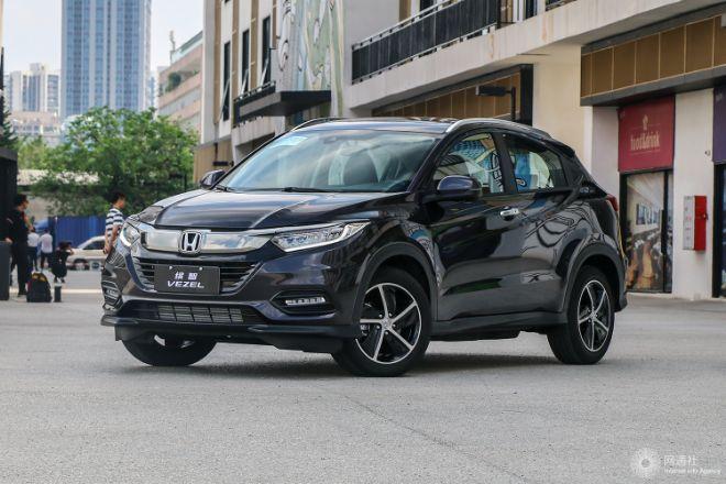定位高于缤智 本田将推出全新紧凑型SUV