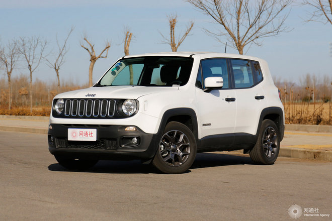 Jeep自由侠 外观整体