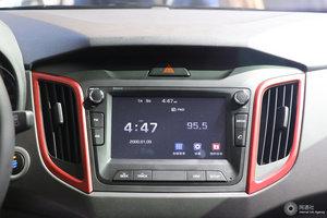 现代ix25 中央显示屏