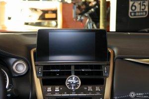 雷克萨斯NX 中央显示屏