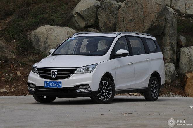 宝骏两款MPV前5月销量超3万台 市场份额超6成