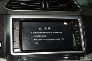 哈弗H6 Coupe 中央显示屏