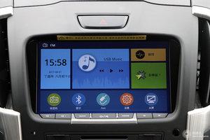 五十铃D-MAX 中央显示屏