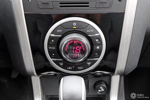 五十铃D-MAX 空调调节