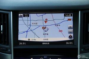 英菲尼迪Q50L 中央显示屏