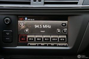 雪铁龙C3-XR 中央显示屏