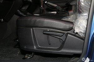 凯翼X3                 主驾座椅调节