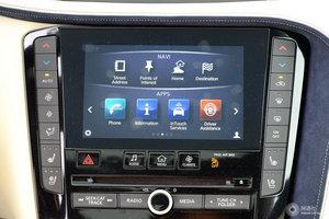 英菲尼迪QX50 中央显示屏
