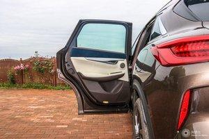 英菲尼迪QX50 左后车门