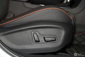 现代全新索纳塔 副驾座椅调节