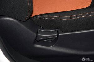 风度MX6 副驾座椅调节