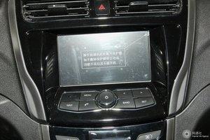 开瑞K50 音响调节