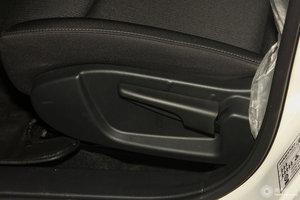 奔腾B30 主驾座椅调节