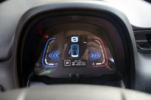 众泰E200 仪表盘
