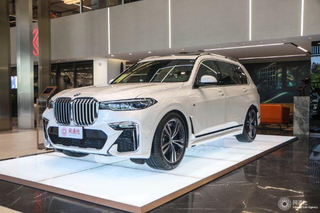 新款宝马X7配置提升 售价100万元起/共8款车型