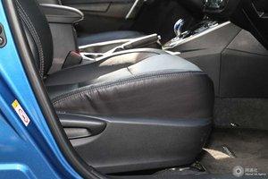 丰田卡罗拉双擎 副驾座椅调节