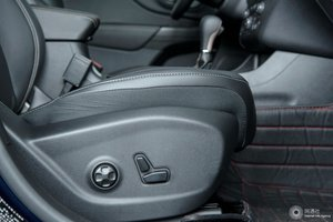 自由光 副驾座椅调节